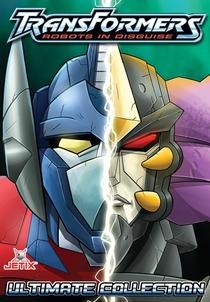 Transformers: A Nova Geração - Poster / Capa / Cartaz - Oficial 2