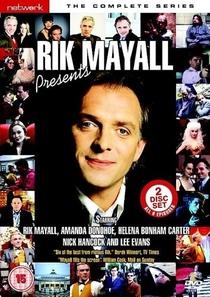 Rik Mayall Presents - Segunda Temporada - Poster / Capa / Cartaz - Oficial 1