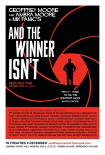 And the Winner Isn't - Poster / Capa / Cartaz - Oficial 1