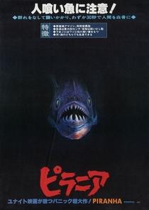 Piranha - Poster / Capa / Cartaz - Oficial 7