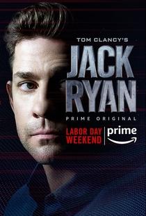 Jack Ryan (1ª Temporada) - Poster / Capa / Cartaz - Oficial 3