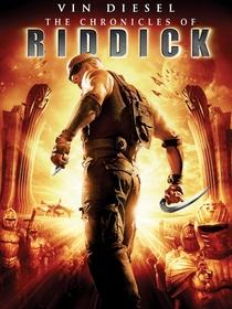 A Batalha de Riddick - Poster / Capa / Cartaz - Oficial 6