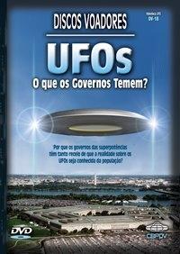 UFOs: O que os Governos Temem? - Poster / Capa / Cartaz - Oficial 1