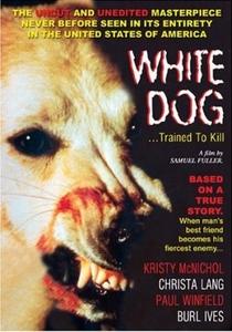 Cão Branco - Poster / Capa / Cartaz - Oficial 7