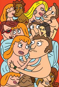 Poliamor - Poster / Capa / Cartaz - Oficial 1