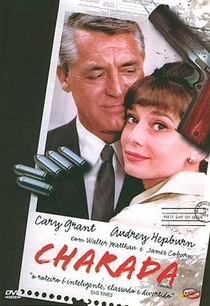 Charada - Poster / Capa / Cartaz - Oficial 3