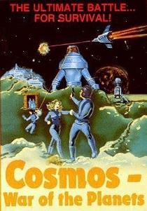 Cosmos: War of the Planets - Poster / Capa / Cartaz - Oficial 2