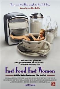 Fast Food Fast Women - Uma Comédia Novaiorquina  - Poster / Capa / Cartaz - Oficial 1