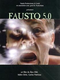Fausto 5.0 - Poster / Capa / Cartaz - Oficial 3