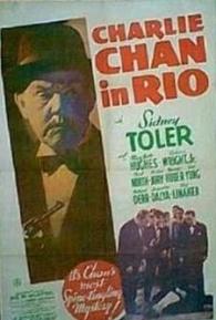 Charlie Chan no Rio - Poster / Capa / Cartaz - Oficial 1