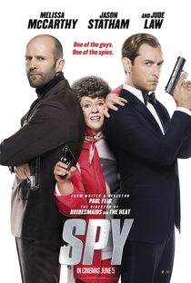 A Espiã Que Sabia de Menos - Poster / Capa / Cartaz - Oficial 2