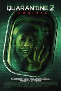Quarentena 2: Terminal - Poster / Capa / Cartaz - Oficial 1