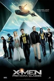 X-Men: Primeira Classe - Poster / Capa / Cartaz - Oficial 2