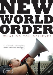 Wake up all new world order  - Poster / Capa / Cartaz - Oficial 1
