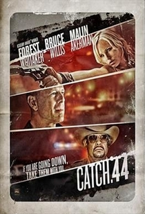 Catch .44 - Poster / Capa / Cartaz - Oficial 2