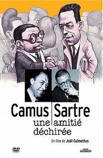 Sartre e Camus: Uma Amizade Rompida - Poster / Capa / Cartaz - Oficial 1