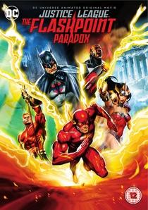 Liga da Justiça: Ponto de Ignição - Poster / Capa / Cartaz - Oficial 3