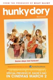 Hunky Dory - Poster / Capa / Cartaz - Oficial 3