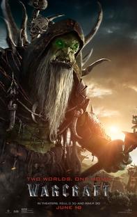Warcraft: O Primeiro Encontro de Dois Mundos - Poster / Capa / Cartaz - Oficial 26