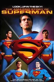 Olhe Para o Céu! A Incrível História do Superman - Poster / Capa / Cartaz - Oficial 1