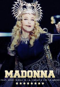 Super Bowl XLVI Halftime Show: Madonna - Poster / Capa / Cartaz - Oficial 1