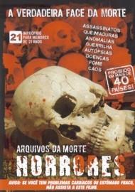 Arquivos da Morte - Horrores - Poster / Capa / Cartaz - Oficial 1