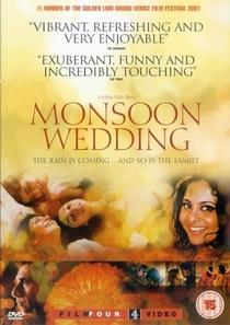 Um Casamento à Indiana - Poster / Capa / Cartaz - Oficial 6