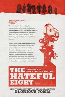 Os Oito Odiados - Poster / Capa / Cartaz - Oficial 18