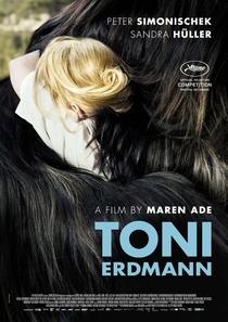 As Faces de Toni Erdmann - Poster / Capa / Cartaz - Oficial 1