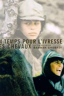 Tempo de Cavalos Bêbados - Poster / Capa / Cartaz - Oficial 10
