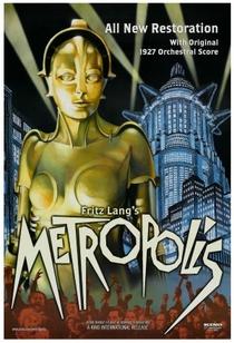Metrópolis - Poster / Capa / Cartaz - Oficial 12