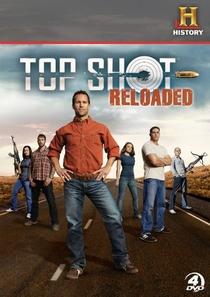 Top Shot (2 ª temporada) - Poster / Capa / Cartaz - Oficial 1