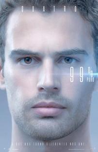 A Série Divergente: Convergente - Poster / Capa / Cartaz - Oficial 26