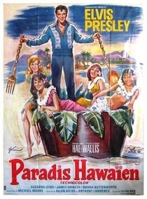 No Paraíso do Havaí - Poster / Capa / Cartaz - Oficial 3
