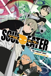 Soul Eater: Late Night Show - Poster / Capa / Cartaz - Oficial 1