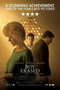 Boy Erased - Uma Verdade Anulada - Poster / Capa / Cartaz - Oficial 3