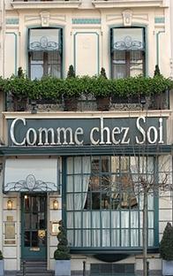 Comme Chez Soi - Poster / Capa / Cartaz - Oficial 1