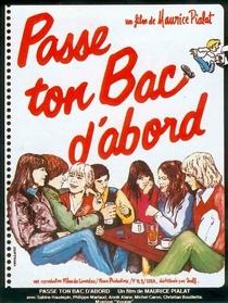 Antes Passe no Vestibular - Poster / Capa / Cartaz - Oficial 2