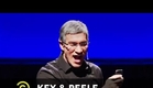 Key & Peele: Tim Cook Meltdown at iPhone 5 Launch