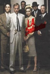 Los Angeles - Cidade Proibida - Poster / Capa / Cartaz - Oficial 1