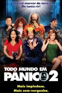 Todo Mundo em Pânico 2 - Poster / Capa / Cartaz - Oficial 1