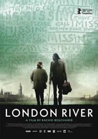 London River - Destinos Cruzados - Poster / Capa / Cartaz - Oficial 1