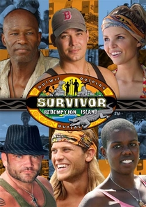 Survivor: Redemption Island (22ª Temporada) - Poster / Capa / Cartaz - Oficial 1