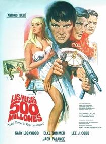 O Ouro Maldito de Las Vegas - Poster / Capa / Cartaz - Oficial 1
