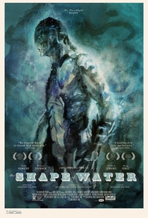 A Forma da Água - Poster / Capa / Cartaz - Oficial 8