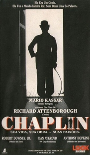 Chaplin - Poster / Capa / Cartaz - Oficial 2
