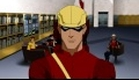 Young Justice 2010 Animated Series Sneak Peak trailer