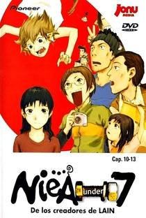 NieA Under 7 - Poster / Capa / Cartaz - Oficial 6