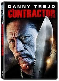 The Contractor - Poster / Capa / Cartaz - Oficial 3