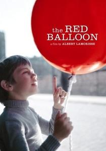 O Balão Vermelho - Poster / Capa / Cartaz - Oficial 2